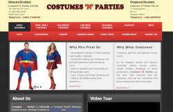 Costumes 'N' Parties